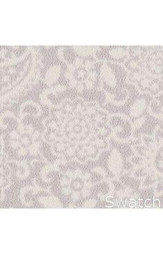 Milliken Imagine Paisley Garden Pale Lilac Rug #RugsUSA