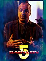 Babylon Michael Garibaldi - Jerry Doyle - He will be missed as a great actor. Old Sci Fi Movies, Fiction Movies, Christopher Eccleston, Doctor Who, Best Sci Fi Series, Sience Fiction, Babylon 5, Sci Fi Shows, And So It Begins