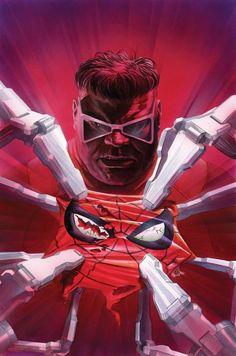 Amazing Spider-Man Vol 4 Cover A Ptg Regular Alex Ross Cover (Clone Conspiracy Tie-In) Marvel Vs, Marvel Villains, Marvel Comics Art, Marvel Heroes, Evil Villains, Captain Marvel, Comic Book Characters, Marvel Characters, Comic Character