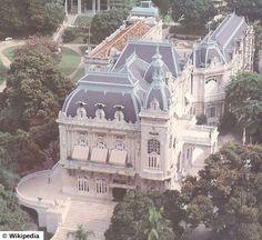 Falando de Viagem | Falando de | Blogs | 18 maravilhosos palácios cariocas que você não conhecia!