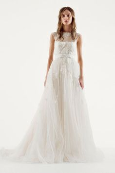 e50f3288469 Love in Bloom  56 Phenomenal Wedding Dresses Coming Spring 2016