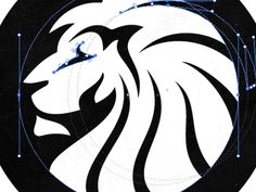 Initiated the reconstruction of the old lion head logo.  Have a nice day to ya'll!