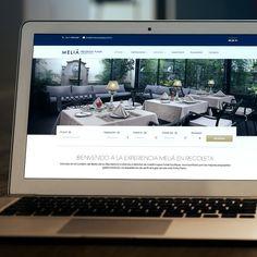 Trabajos pérezdiseño :: Sitio Web Meliá Recoleta Plaza Buenos Aires :: www.perezdisenio.com.ar #perezdisenio #melia #website #pérezdiseño #graphicdesign #recoleta #argentina