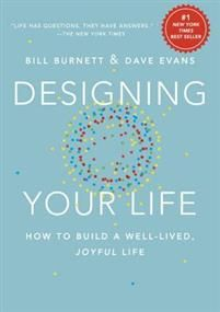 #1 New York Times Bestseller   At last, a book that shows you how to build--design--a life you can thrive in, at any age or stage  Designers create worlds and solve problems using design thinking. Look around your office or home--at the tablet or smartphone you may be holding or the chair you are sitting in. Everything in our lives was designed by someone. And every design starts with a problem that a designer or team of designers seeks to solve.  In this book, Bill Burnett and Dave Evans…