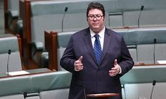 Safe Schools is like child grooming, says Nationals MP George Christensen The MP says the $8m program to combat homophobia promoted links to websites advising children about penis-tucking and gay sex
