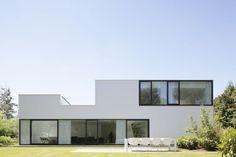 Architectenkantoor: Beckers Noyez architecten - Woning KNZ