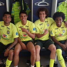 BRASIL 2014 Brazil Team, World Cup 2014, Sports, Fashion, Brazil, Hs Sports, Moda, Fashion Styles, Sport