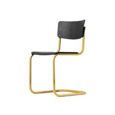 Chairs-Multipurpose chairs-Seating-S 43 Classics in Colour-Thonet