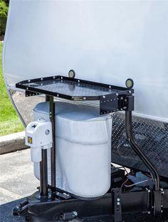 14 Best Rv Generator Mounting Images Caravan Rv Campers