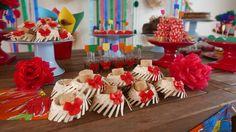 Festa junina doces