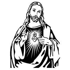 Vinilos Decorativos: Jesús
