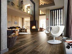 MEISTER Larch brown Laminate flooring