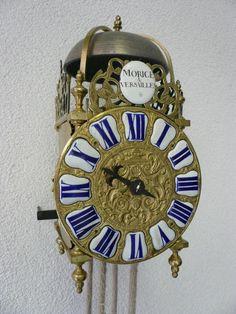 No. 926. Kleine Franse lantaarnklok - Schreurs klokken