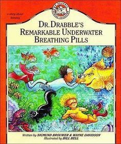 Dr. Drabble's Remarkable Underwater Breathing Pills #1 Series Brouwer Davidson
