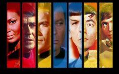 Un universo de Ciencia Ficción: 1966- STAR TREK  (3)