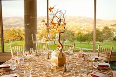 Wedding Centerpieces from De Young Flowers - Event And Wedding florist