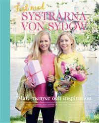 http://www.adlibris.com/fi/product.aspx?isbn=9153439856 | Nimeke: Fest med systrarna von Sydow - Tekijä: Ebba Kleberg von Sydow, Amy von Sydow Green - ISBN: 9153439856 - Hinta: 22,80 €