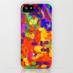 A Gust of September Wind iPhone & iPod Case by mimulux - $35.00