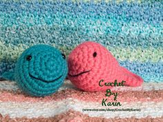 CrochetByKarin: Sharing the Spotlight