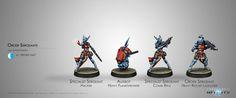 Order Sergeants   Tabletop Gaming News