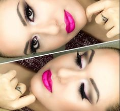 Eye Kandy's Double Bubble for this pretty glitter eyeliner www.eyekandycosmetics.com