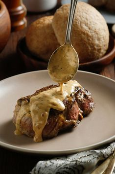 Image for Steak Diane for Two