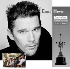 Ethan Hawke to receive a Donostia Award at the 64th edition of the San Sebastian Festival