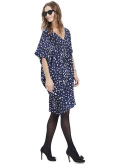 the Slouch Dress   HATCH Pre-Spring 2017