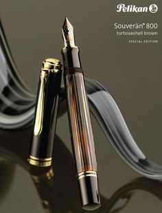 FPGeeks | Pelikan Souverän M800 in Tortoiseshell Brown set for February release!