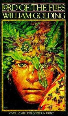 Lord of the Flies by William Golding Never read in HS but it's a good & messed up book. William Golding, I Love Books, Great Books, Books To Read, Big Books, Children's Books, Literature Books, English Literature, Up Book