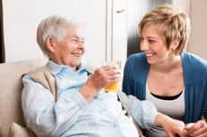 What You May Learn When Providing Senior Care near Avon CT for Your Mom!