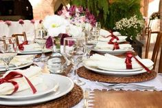 Casei!!! decoração do meu casamento rústico chic! 19