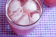 Plum Vanilla Soda from The Artisan Soda Workshop Fruity Cocktails, Fun Drinks, Yummy Drinks, Beverages, Soda Stream Recipes, Soda Syrup, Soda Recipe, Vanilla Syrup, Drink Recipes