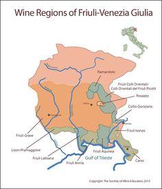 Friuli #wine #wineeducation