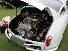 Fiat Abarth 750 Zagato Coupe Record Monza