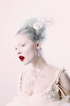 All things Winter, White, Pale skin, High fashion, Self portraits, Raw beauty, Fashion editorials and Art.  Submission deadline December 20th 2014