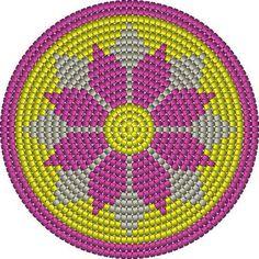 Billedresultat for crochet pattern wayuu bag Diy Crochet Patterns, Tapestry Crochet Patterns, Crochet Motifs, Crochet Chart, Filet Crochet, Crochet Projects, Chat Crochet, Crochet Home, Mochila Crochet