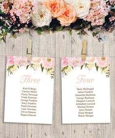 printable seating chart template wedding table plan instant