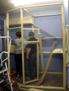 Chinchilla cage plans image by kentanstormcracker on Photobucket