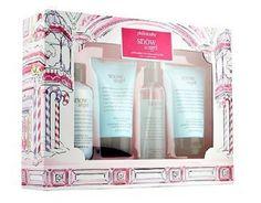 Philosophy Bath Set Snow Angel Shower Gel Body Lotion Perfume Holiday Gift 4 PC #Philosophy