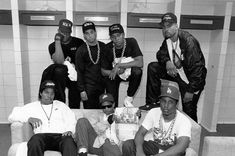 "N.W.A's ""Fck Tha Police"" Played Several Times On Hacked Police Radio"