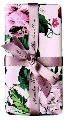 Gift wrapped  -so pretty
