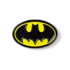 BATMAN Logo Comics Enamel Lapel Pin 8.95$ Perfect Accessory for Jackets, Hats, and Bags!