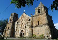 Sto. Tomas de Villanueva Parish Church (Miag-ao Church) - Miag-ao, Iloilo, Philippines