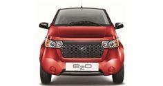 Mahindra Reva Electric Vehicles of India, named its next generation, future ready, electric car as the 'Mahindra 'e2o' (Pronounced as 'Ee-too-oh')