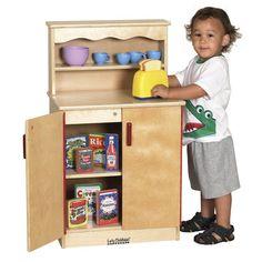 ECR4KIDS Play Kitchen Cupboard - ELR-0432