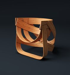 Eco-Friendly Design with a Dutch Personality: The Bamboo Chair