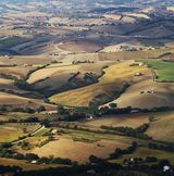 Rolling hills of La Langhe