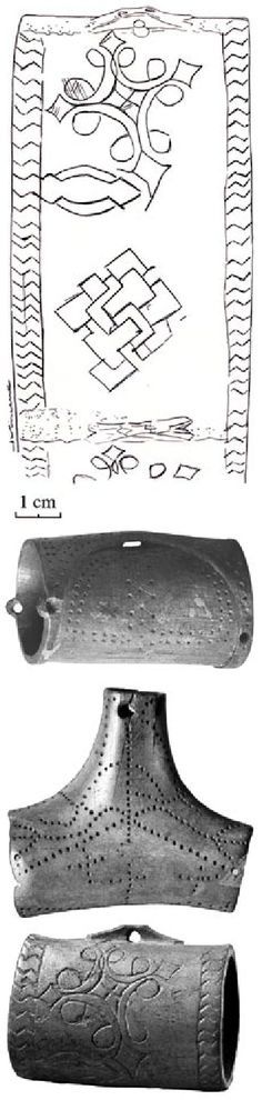 Cum grano salis - Salt and prestige. Late Viking Age and Early Medieval T-shaped and Cylindrical Salt Containers (2007) | Sten Tesch - Academia.edu. Excellent Research!