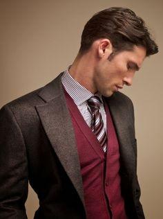 Men's Fashion... ready for work   http://czmagazine.blogspot.com.es/